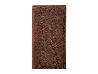 Ariat Shield Triple Stitch Rodeo Wallet