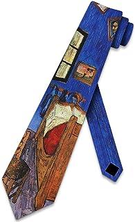 Bedroom at Arles Tie Vincent van Gogh Neckties