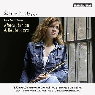 Khachaturian/Rautavaara: Flute