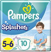 Pampers Splashers Swim Pants / Nappies Size (14kg+). 10 Pack