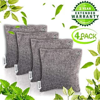 Feader Air Purifier Bag Bamboo Charcoal Bag Charcoal Air...