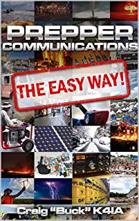 Prepper Communications (EasyWayHamBooks)