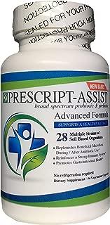 Prescript-Assist Probiotic - 90 Caps(added pea protein)