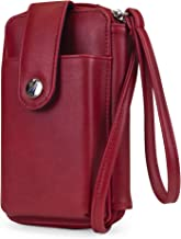 Nautica Caroline Vegan Leather RFID Womens Crossbody Phone Bag Wallet