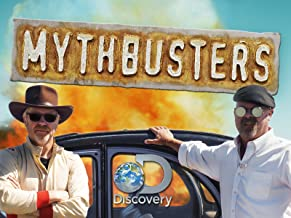 Mythbusters Season 17
