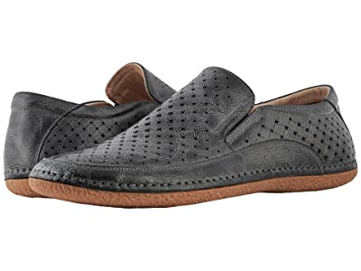 Stacy Adams Northpoint Slip On Casual Loafer (Gray) Men