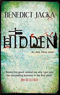 Hidden: An Alex Verus Novel from the New Master of Magical London
