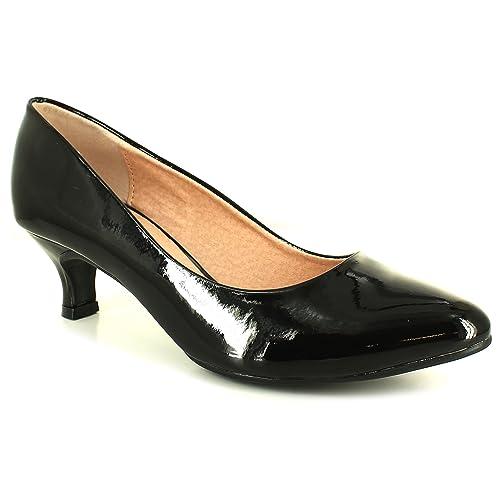 d9cc5f714e9 Wide Fit Court Shoes: Amazon.co.uk