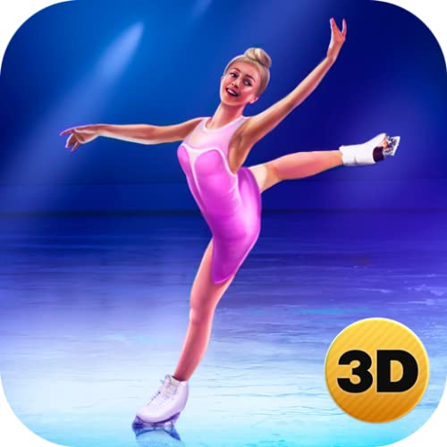 Ice Figure Skating Mastery Queen: Winter Sports Championship 3D