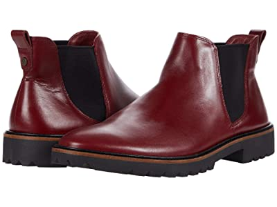ECCO Incise Tailored Chelsea Boot (Syrah) Women