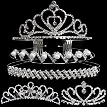 Best tiaras and crowns Reviews