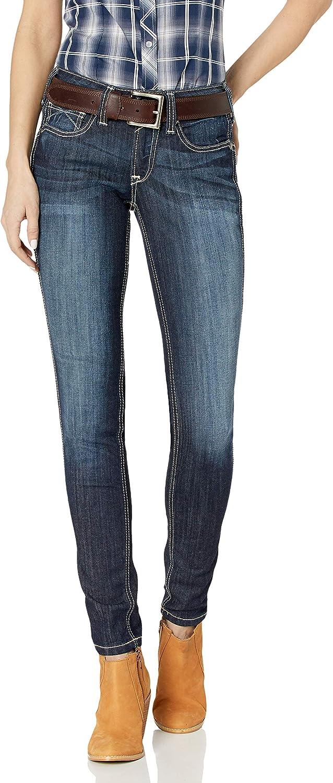 Ariat R.E.A.L. Perfect Rise Stretch - S7 Skinny Jean Women' Max 45% OFF Super special price