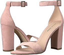 Pale Pink Suede