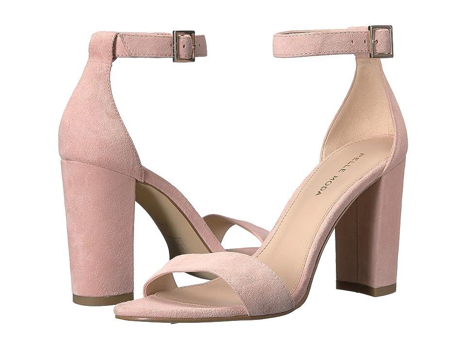 Pelle Moda Bonnie (Pale Pink Suede) Women
