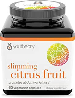 Youtheory Citrus Fruit Advanced with Chromium, 60 Count (1 Bottle)