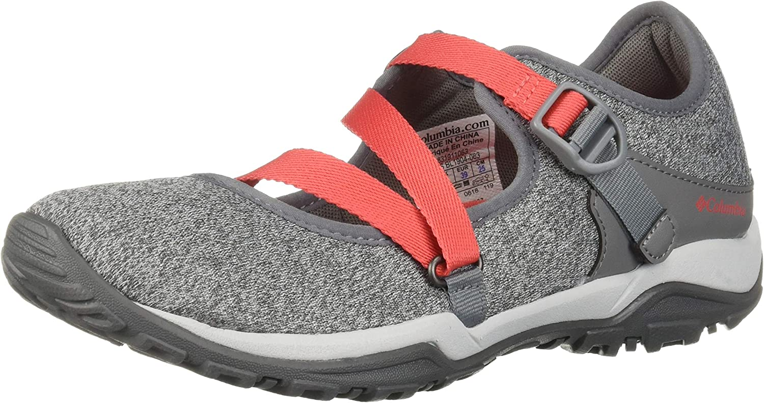 Columbia Womens Fire VentureTM Mary Jane Ii Knit Mary Jane Flat