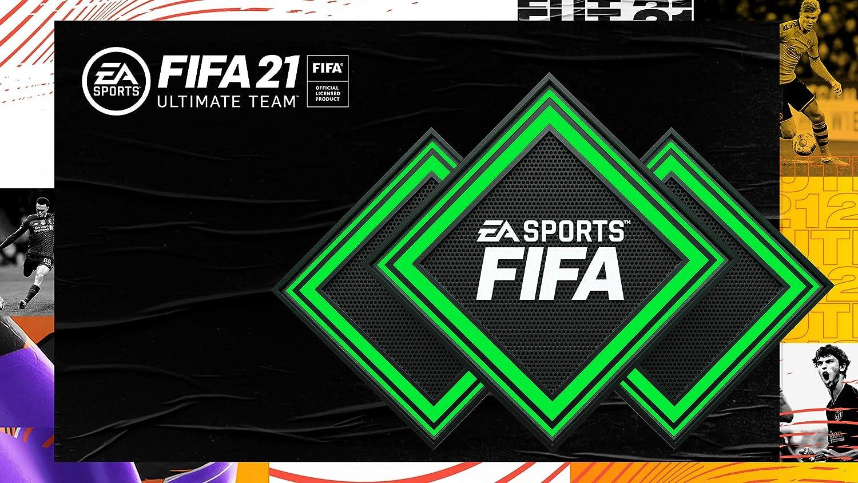 FUT 21 – FIFA Points 1600 - Switch [Digital Code]