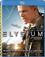 Elysium (Blu-Ray) (Import) (2013) Matt Damon; Jodie Foster; Sharlto Copley;