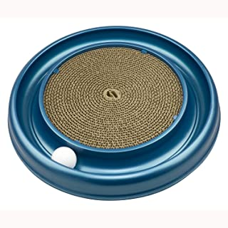 Bergan Turbo Scratcher Cat Toy, Colors may vary (Limited Edition)