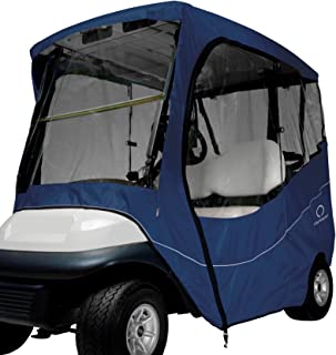 golf cart covers and enclosures