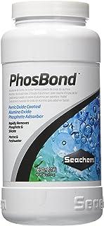 Seachem PhosBond Phosphate Silicate Remover Aquarium Filter Media, 500ml