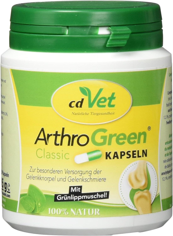 CdVet ArthroGreen Classic 100 capsules