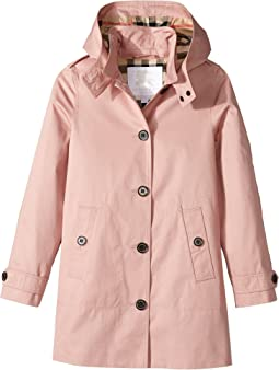 Burberry Kids Geri Trench (Little Kids/Big Kids)