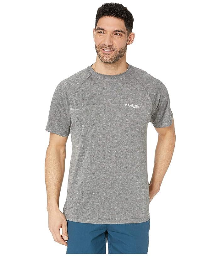 76a9f15c5bf1 Columbia PFG Terminal Tackle™ Short Sleeve Shirt at Zappos.com