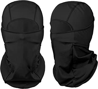 Balaclava Face Mask - Ski and Winter Sports Headwear, Neck Gaiter and Motorcycle Helmet Liner (Standard/Nordic/Arctic) - [1-Pack or 2-Pack]