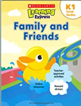 Scholastic Learning Express: Family and Friends