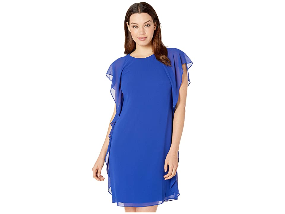 LAUREN Ralph Lauren Olokun Dress (Rugby Royal) Women