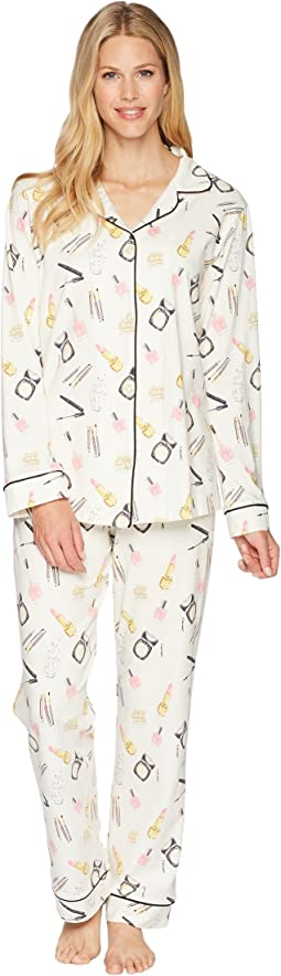 Long Sleeve Long Pajamas