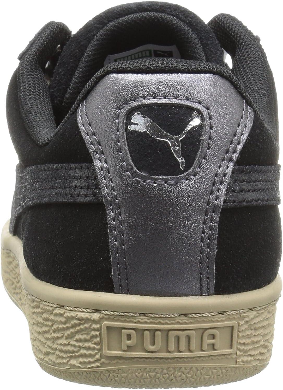 Amazon.com | PUMA Unisex-Adult Suede Heart Safari Wn Sneaker ...