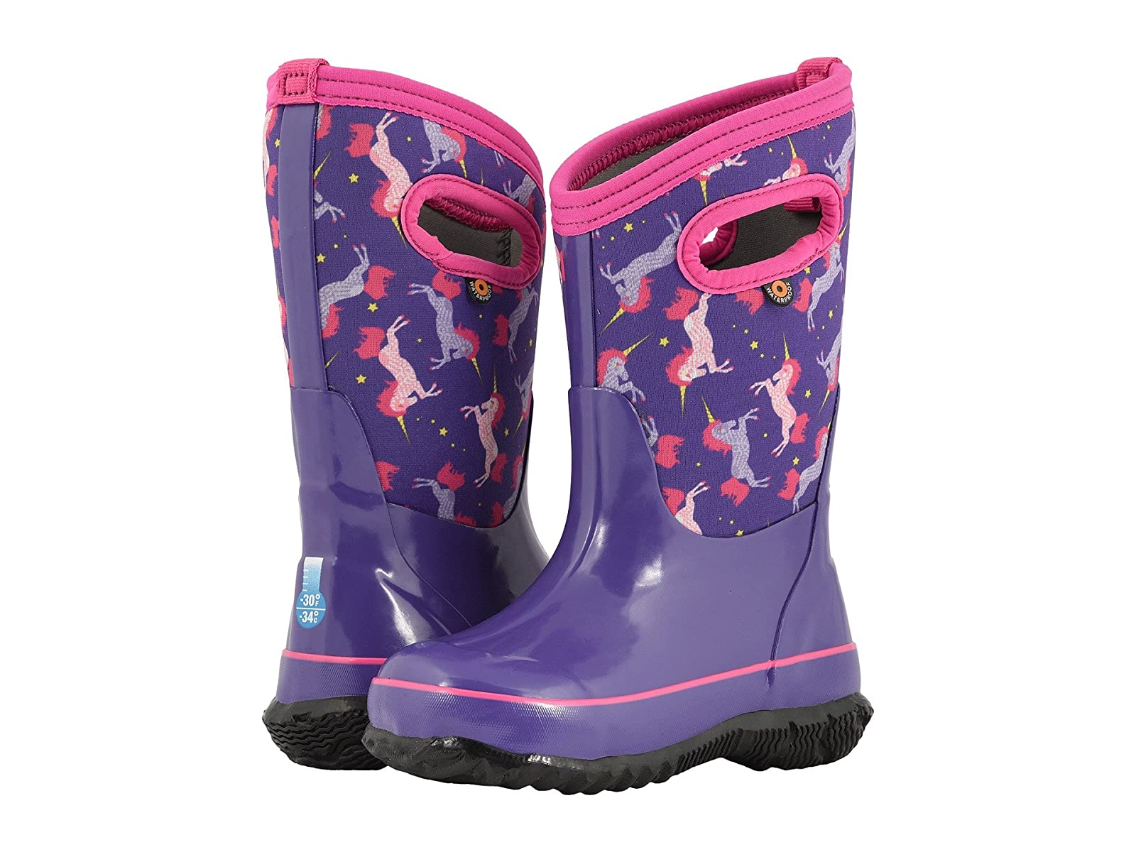 Bogs Kids Classic Unicorns (Toddler/Little Kid/Big Kid)Selling fashionable and eye-catching shoes