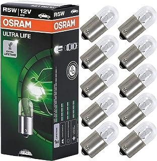 Osram ULTRA LIFE Standlichtlampe R5W, 5007ULT, 12V, 10er Faltschachtel