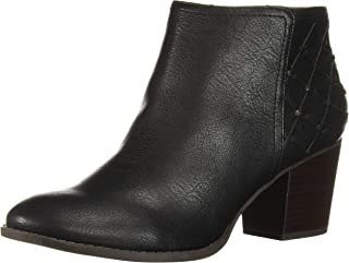 Fergalicious Women's Durango Fashion Boot, Black, 5 M M US