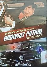 Highway Patrol Best of Season 2 Dvd