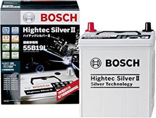 BOSCH (ボッシュ)ハイテックシルバーII 国産車 充電制御車バッテリー HTSS-55B19L