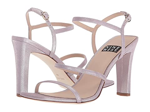 4242f774c47ef7 Nine West Gabelle 40th Anniversary Strappy Heeled Sandal at 6pm