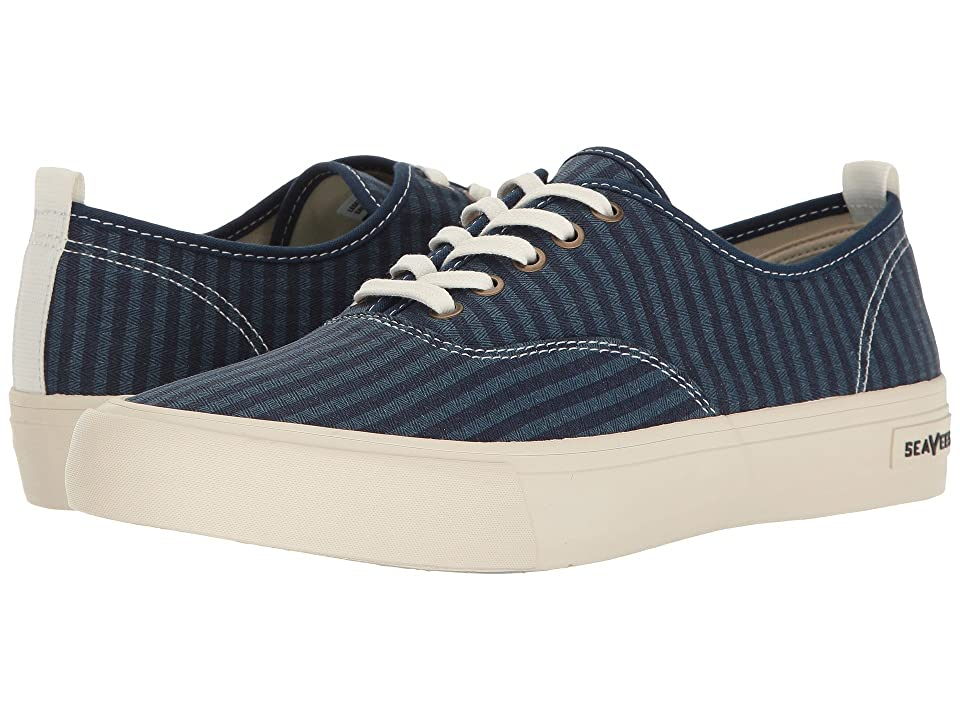 SeaVees 06/64 Legend Sneaker Saltwash (Dark Navy) Men