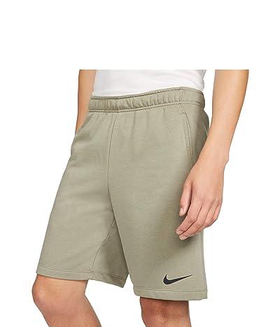 Nike Dry Shorts Fleece (Light Army/Black) Men