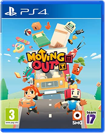 Moving Out, PlayStation 4