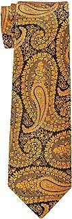 Retreez Paisley Art Pattern Microfiber Boy's Tie - 8-10 years -