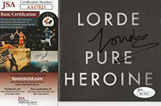 Best lorde signed cd Reviews