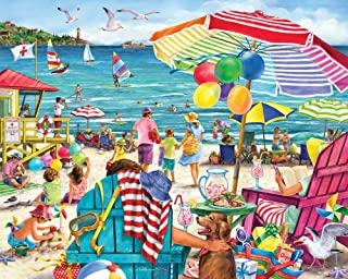 Best beach themed jigsaw puzzles Reviews