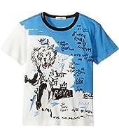 Dolce & Gabbana Kids - Just Be Royal T-Shirt (Toddler/Little Kids)