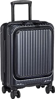 [カーゴ] スーツケース ジッパー CAT235LY コインロッカーサイズ 消音キャスター 保証付 22L 44 cm 3.1kg