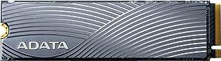 ADATA SSD 500GB ソードフィッシュ M.2 Type2280 PCIe3×4 NVMe 3D NAND Flash採用 最大読込速度 1800MB/秒 最大書込速度 1200MB/秒 5年保証 ASWORDFISH-500G-C