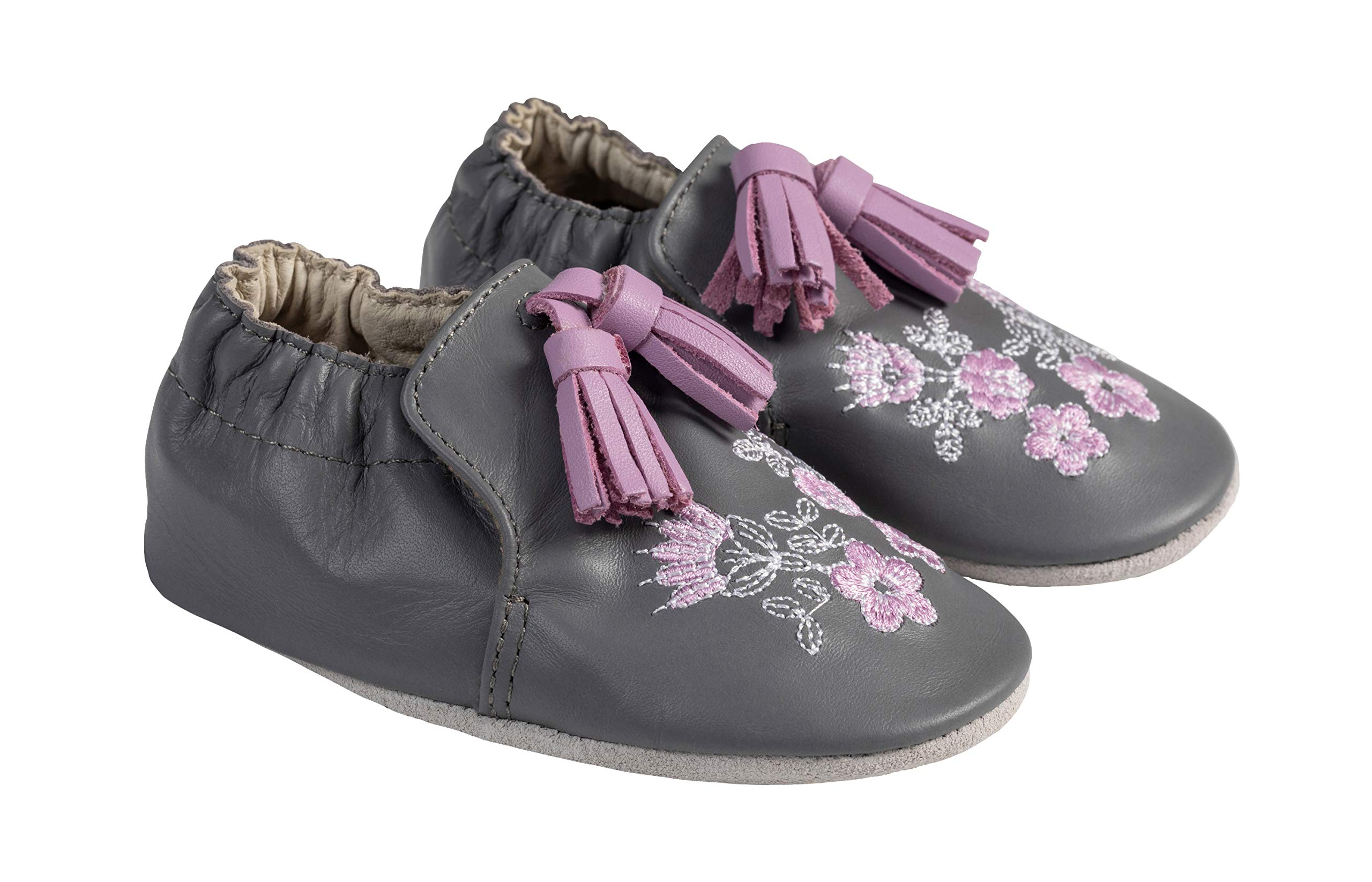 Robeez Soft Sole Baby Shoes for Girls
