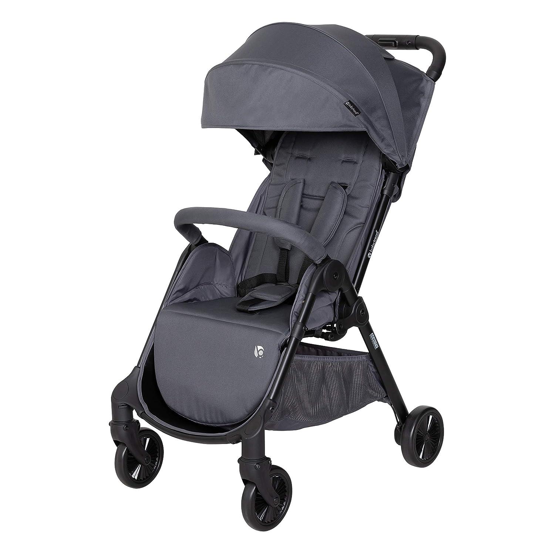 Baby Trend Gravity Fold Stroller, Smoke Grey